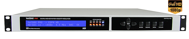 VeCOAX Pro 1 HDMI HD SDI Digital RF Modulator Picture