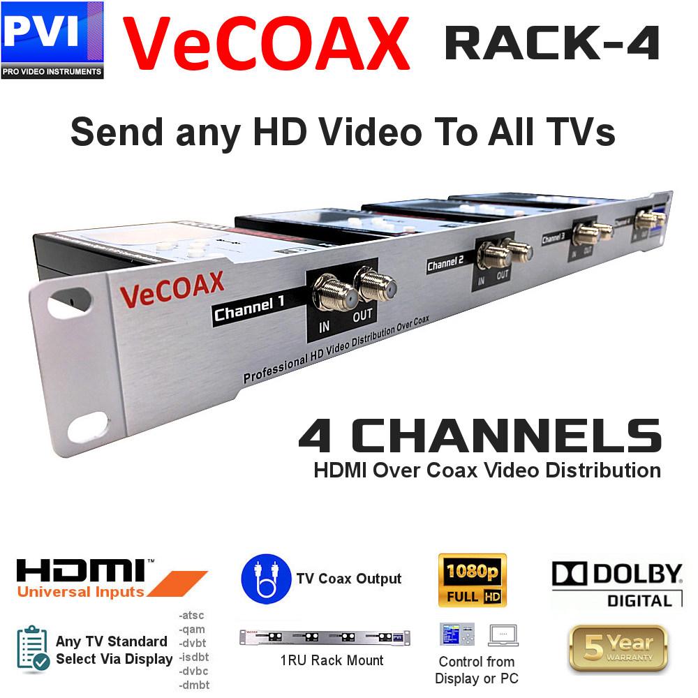 VECOAX RACK4 hdmi hd rf encoder modulator qam atsc dvbt dvbc isdbt provideoinstruments vecoax minimod 2 hdmi hd modulator provideoinstruments com  at mifinder.co