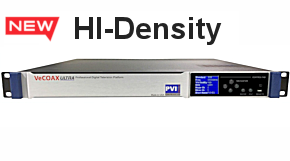 Hi-Density HDMI RF Modulators