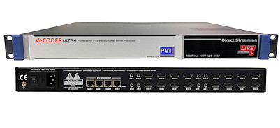 16 channels hdmi to ip live streaming professional hardware encoder for hdmi video distribution over ip tv vecoder 16 hd pvi