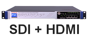 SDI HDMI Modulators