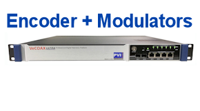 Encoder Modulators