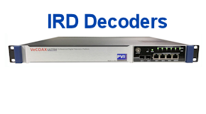 IRD Decoders